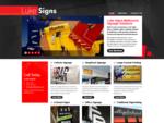 Luke Signs ndash; Melbourne Signage Solutions