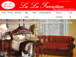 Lulu Furniture - Bedroom suites, Dining suites, Wall units, Curtains, Lighting and Built-in Cabi