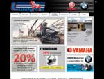 Lundgrens Motor bmw yamaha harley davidson motorcykel verkstad dalarna