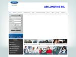 Lundins Bil - Din Ford-återförsäljare på Gotland