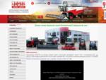 LUPUS - Sprzedaż ciągników i maszyn rolniczych, MTZ BELARUS