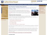 Luther King House Theological College, Manchester - Luther King House Theological College, ...