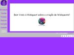 Bem-vindo à Webquest sobre a criação de Webquests