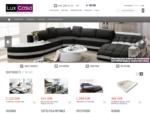 LuxCasa - huonekalut mukavaan elämään!