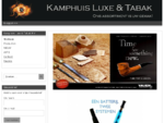 Welkom | Kamphuis Luxe Tabak B. V.