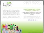 Hemijska industrija quot;LUXOLquot; a. d. Zrenjanin | Dobrodošli !