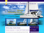 Whitsunday Charter Boats Australia - Luxury Sailing Catamarans Yacht Charters