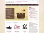 LuxuryDog luxusní módní butik pro malé i velké psy
