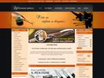 Luxusní pera - pera Parker, Waterman, Online