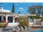Luz Holidays O Melhor Alojamento em Vilas de Férias e Apartamentos na Praia da Luz