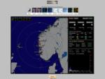 Bergen Lynradar - lynnedslag, tordenvær i sør norge Bergensværet live