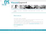 Lyon ostéopathe Vincent Sagnard 69003