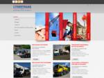 Noleggio autocarri e autogru - Aosta - Lyvertrans