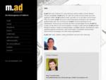 m.a.d Grafikatelier- die Werbeagentur in Feldkirch