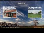 Maashotels De Spaenjerd en De Maaskant Hotel en Restaurant