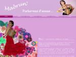 Mabrun'   Accord233;oniste, chanteuse, danseuse