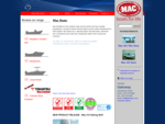 Mac Boats, Polyethylene boats plastic boats, pontoon boats