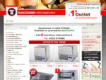 Macchine ristorazione, vendita on line di macchine alimentari