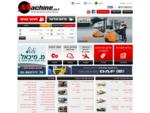 Machine - לוח ציוד כבד, כלים כבדים של ישראל