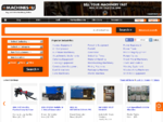 Used New Heavy Industrial Machines, Machinery Equipment for sale at Australia039;s