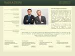 Mack Weise die Vermögensverwalter Hamburg