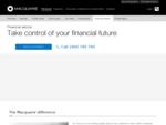 Macquarie gt; Financial Advice