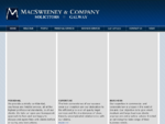 MacSweeney Company