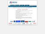 Macula poisťovacie služby s. r. o. - Komplexné poisťovacie služby - Ponuka služieb