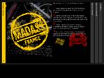 MADASS FRANCE Distributeur exclusif 2 roues urbain, 50cm3 et 125cm3 4 temps