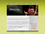 Шопинг в Италии, бизнес в Италии, итальянская одежда и обувь-в розницу и оптом