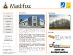Madifoz - Fábrica de Urnas Paionense, Lda.