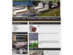 Nagrobki Granitowe atrakcyjne ceny MADEX Kamieniarstwo - Zachodniopomorskie