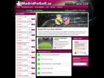 Biljetter till La Liga-fotboll i Madrid med Real Madrid på Santiago Bernabeu