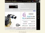 מאסטרו אודיו - רמקולים ומערכות סטריאו