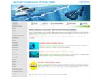 Магазин подводных путешествий туристическая компания для дайверов