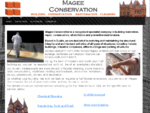 Brick and Stone Conservation