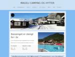 Mageli Camping og hytter nær Lillehammer, Hafjell Hunderfossen og Kvitfjell