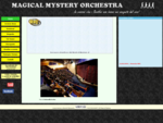 Magical Mystery Orchestra - Home Page