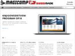 MAGICOMP | MS Acces programiranje 8211; knjigovodstveni program, izdavanje racuna, izdavanje fakt