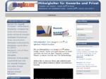 Möbelgleiter + Stuhlgleiter: magiGLIDE die Profigleiter