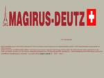 Magirus Deutz Baubulle Schweiz