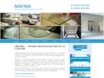 Стекло, зеркала, триплекс на заказ в Кургане — компания «Магма»