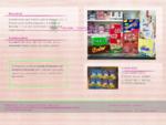 Vendita all ingrosso e al dettaglio di dolciumi - Palermo - Magnasco