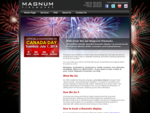 Calgary Fireworks By MAGNUM FIREWORKS