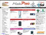 WebShopVision www. mainpreis. de Stempel| Flyer| Natur| Sport| GSM-Gateway| | Zubehör