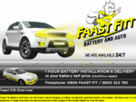 Car Battery Fitting, Charging Christchurch Thor Batteries - Faast Fitt Battery and Auto