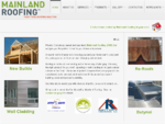 Home - Mainland Roofing