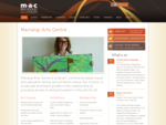 Welcome to our site | Mairangi Arts Centre
