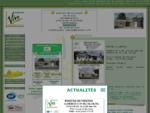 Constructeur de maisons individuelles en Gironde, les maisons VIVA - Lacanau - 33.