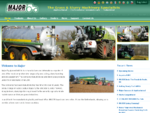 MAJOR Forestry Equipment